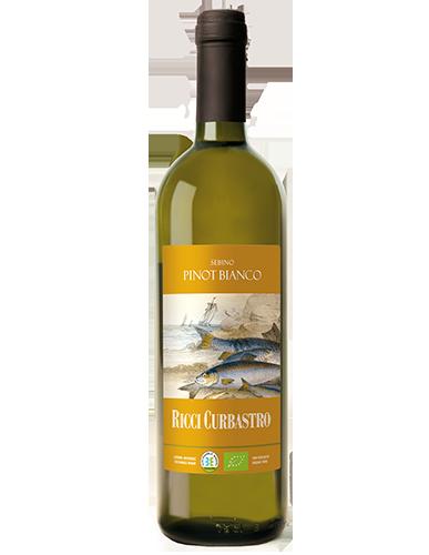 Sebino I.G.T. Pinot Bianco Biologico 2018